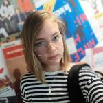 Эвелина, 15 лет  – репетитор английского для детей