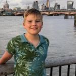 Александр, 11 лет  – репетитор английского для детей