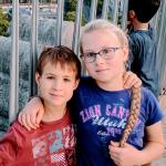 Диана и Тима  – репетитор английского для детей